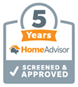Home Advisor 5 Years - Dale Shockey, Appalachian Home Inspections LLC